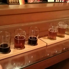Photo taken at Eagle Rock Brewery by Michael K. on 11/11/2012