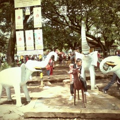 Photo taken at Taman Lalu Lintas by FauziyyahNur on 1/2/2013