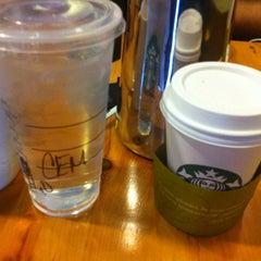 Photo taken at Starbucks by Cem Deniz Ş. on 7/26/2014