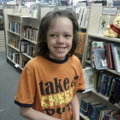 Photo taken at Page 1 Books by Dannie M. on 4/3/2013