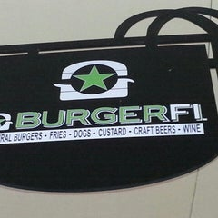 Photo taken at Burger Fi by William H. on 5/16/2013