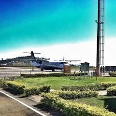 Photo taken at Aeroporto de Juiz de Fora / Serrinha (JDF) by Mario L. on 5/4/2013