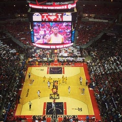 Photo taken at Washington Wizards by Paul R. on 5/16/2014