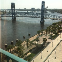 Photo taken at Hyatt Regency Jacksonville by Shawndra R. on 5/17/2013