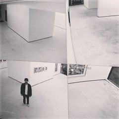 Photo taken at Galeria Fernando Santos by Joao F. on 1/25/2013