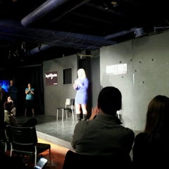 Photo taken at ImprovBoston by Deborah B. on 10/12/2012