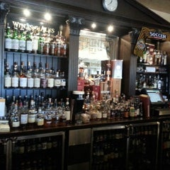 Photo taken at Trinity Hall Irish Pub and Restaurant by Thomas B. on 2/3/2013