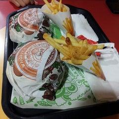 Photo taken at Burger King by Jesus Emanuel L. on 3/19/2013