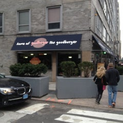 Photo taken at Goodburger by Jacob B. on 3/15/2013
