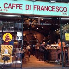 Photo taken at Il Caffe Di Francesco by Eduardo E. on 9/9/2014