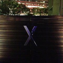 Photo taken at X Bar by Eduardo E. on 4/14/2013