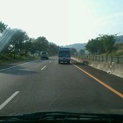 Photo taken at Cikampek-Cipularang Tol by Riesty Anggini S. on 10/7/2012