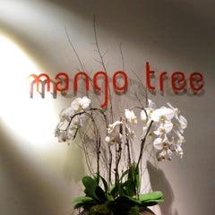 Photo taken at Mango Tree London by Frances H. on 1/18/2013