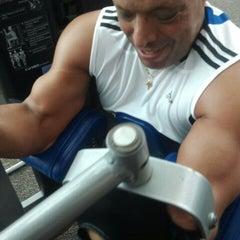 Photo taken at LA Fitness by Aj M. on 12/12/2012