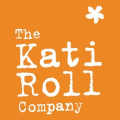 Photo taken at The Kati Roll Company by Kati R. on 5/8/2014