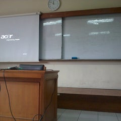 Photo taken at Perbanas Institute by Fariz A. on 11/6/2012