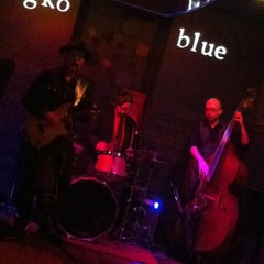 Photo taken at Gingko Blue by Vik44 .. on 6/28/2013