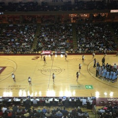 Photo taken at TD Arena, College of Charleston by Cayce T. on 1/25/2013