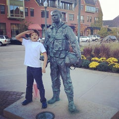 Photo taken at The Glen Town Center by Ketty M. on 9/23/2012