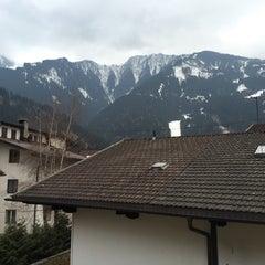 Photo taken at Mayrhofen by Arseniy K. on 3/21/2015