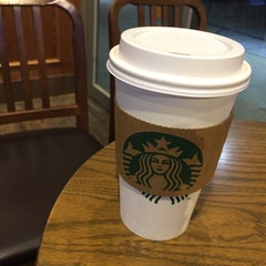 Photo taken at Starbucks by Sanghyun L. on 3/28/2015
