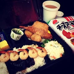 Photo taken at Fujiya Sushi by Danielle on 8/14/2014