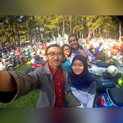 Photo taken at Pine Forest Camp by Siti Y. on 5/30/2015