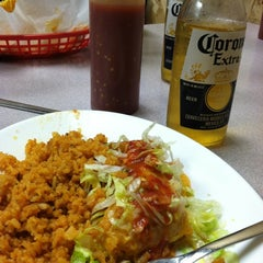 Photo taken at Rudy's Tacos by Elizabeth R. on 10/27/2012