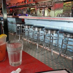 Photo taken at Silk City Diner Bar & Lounge by Christopher C. on 6/13/2013