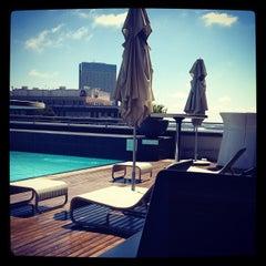 Photo taken at Radisson Blu Gautrain Hotel by Polle d. on 10/28/2012