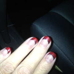 Photo taken at V Nails by Jan P. on 12/7/2012