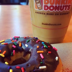 Photo taken at Dunkin Donuts by Brian K. on 6/6/2014