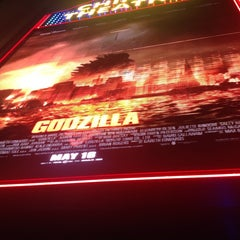 Photo taken at Godzilla's Star, Hollywood Walk of Fame by Thirsty J. on 6/7/2014