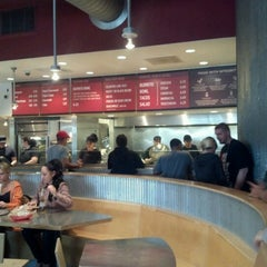 Photo taken at Chipotle Mexican Grill by Nate G. on 10/1/2012
