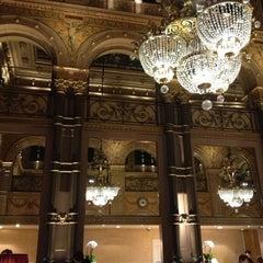 Photo taken at Hotel Concorde Opéra Paris by Bengi E. on 2/9/2013