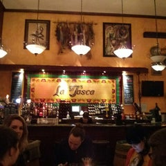 Photo taken at La Tasca by Teresa K. on 2/21/2014