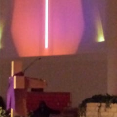 Photo taken at Christian Chapel Temple Of Faith by Roberta G. on 4/13/2014