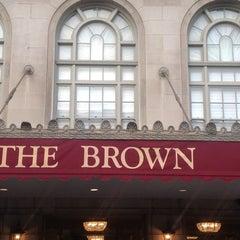 Photo taken at The Brown Hotel by Gautam C. on 7/11/2013