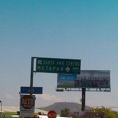 Photo taken at Santa Ana by Ponededo Sv on 2/5/2013