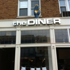 Photo taken at The Diner by Milt S. on 9/16/2012