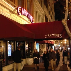 Photo taken at Carmine's by Milt S. on 12/14/2012