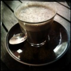 Photo taken at Cafe Pieno by Matt S. on 2/10/2013