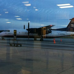 Photo taken at Salisbury-Ocean City: Wicomico Regional Airport (SBY) by Matthew K. on 11/6/2012