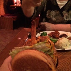 Photo taken at Outback Steakhouse by Joe G. on 9/20/2015