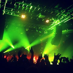 Photo taken at 9:30 Club by Emily B. on 10/17/2012