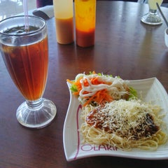 Photo taken at Solaria by Kyle J. on 2/1/2014
