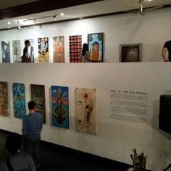 Photo taken at Vargas Museum by Joyce L. on 7/10/2015