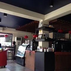 Photo taken at Cafe Isabela by Odette G. on 3/22/2014