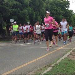 Photo taken at Parque Mirador Sur by Nagaca G. on 6/25/2013