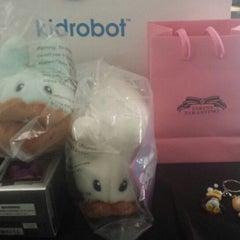 Photo taken at Kidrobot by Lupey M. on 5/27/2014